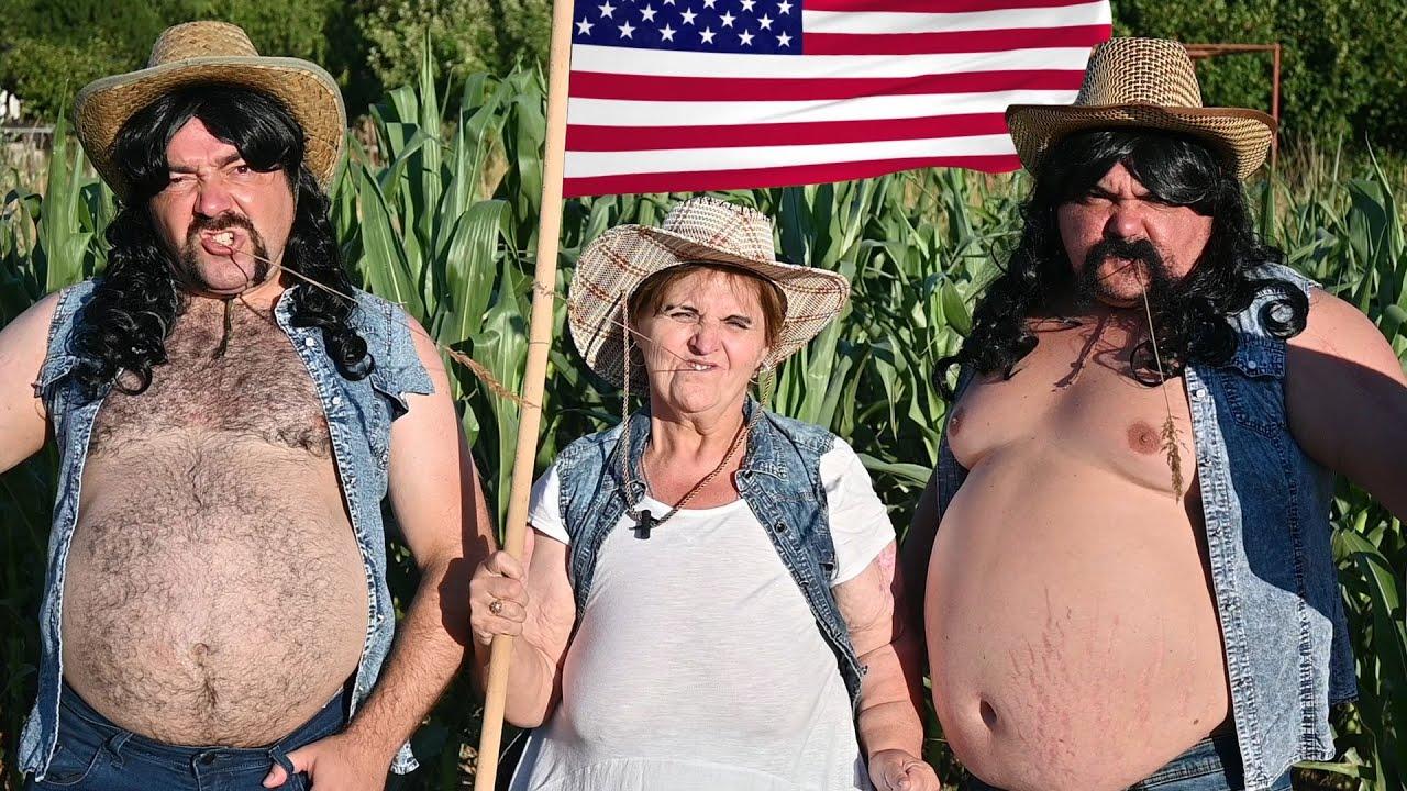Američke Seljačine