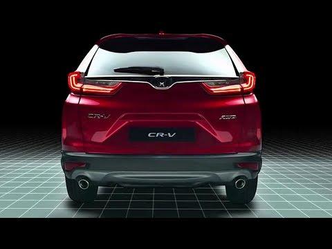 2019 Honda CR-V - Luxury Family SUV!