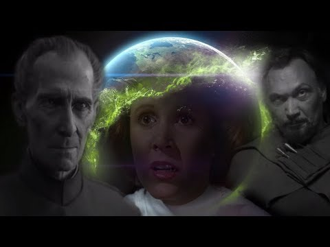 Death Star Destroys Alderaan | Extended Fan Edit | Star Wars.