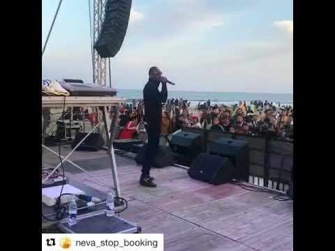 Bounty killa live performance in Catania Italy  (2018/1/5)