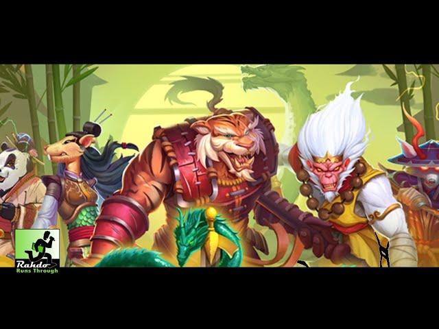 Enchanters: East Quest Preview (Rundown)