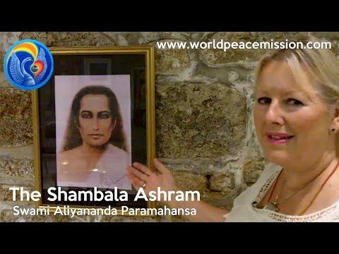Shambala Ashram tour by Swami Aliyananda Paramahansa