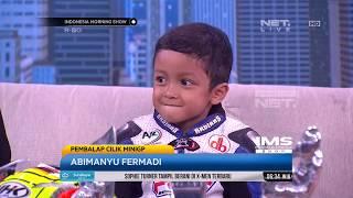 Abimanyu, Pembalap Cilik Indonesia yang Berprestasi