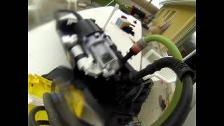 comment réparer un karcher qui fuit