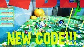 ANOTHER NEU *OP* CODE AUF ROBLOX BEE SWARM SIMULATOR!!! #57