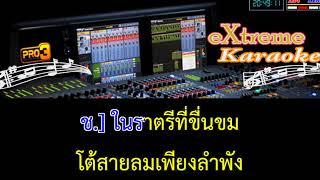 คาราโอเกะ - ดอกไผ่บาน คาราบาว ปาน Cover by Phisan Phonkhiao