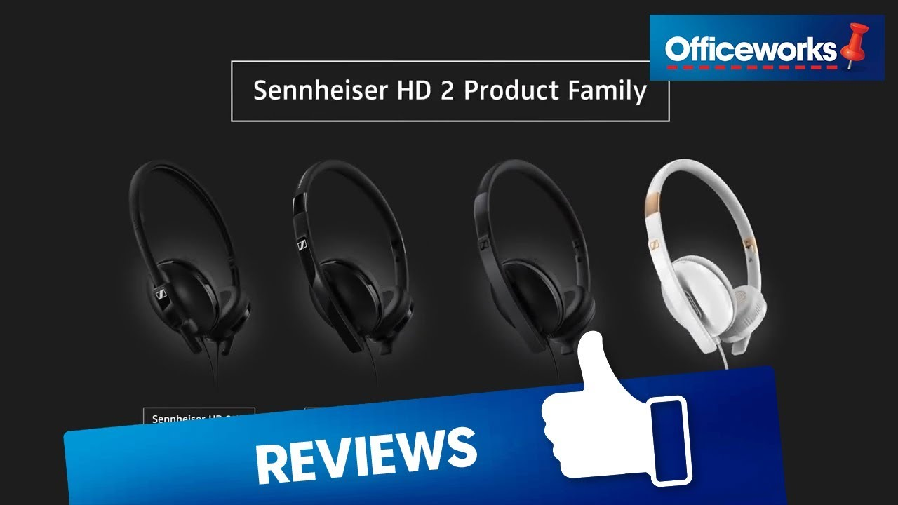 Sennheiser Hd Headphones 210 230 Youtube