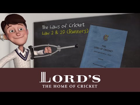 Runners | The Laws of Cricket with Stephen Fry