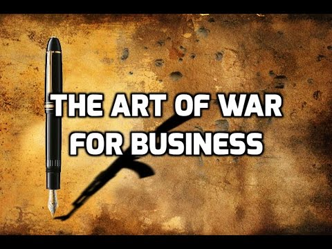 The Art of War for Business ft Becky Sheetz - Runkle and Mark McNeilly