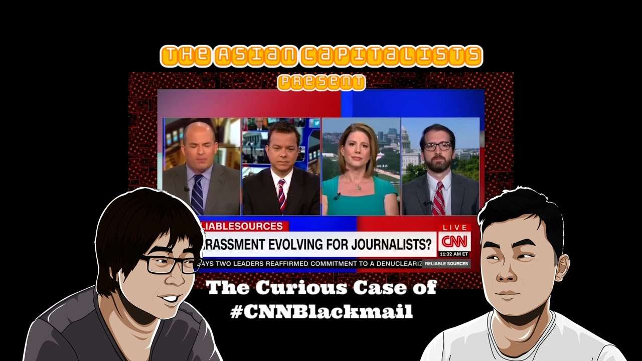 Why does CNN Keep Doubling-Down (#CNNBlackmail)?