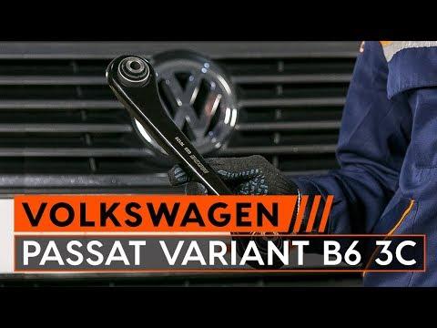 Wymiana Wahacz Tylny VW PASSAT VARIANT B6 3C [TUTORIAL AUTODOC]
