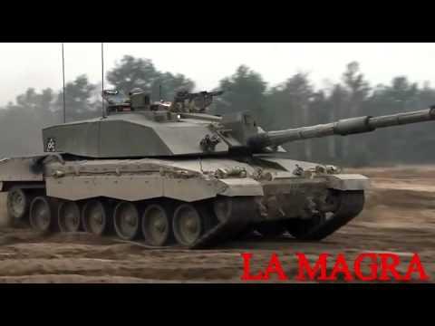 2f685d2b64ec Challenger 2   Челленджер 2 - Super Tank - Demonstration - YouTube