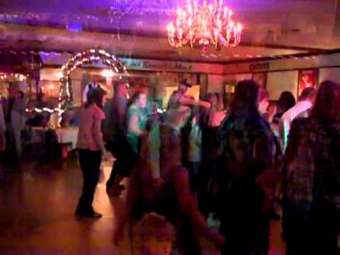 Music Express Hosted Jason & Jessica Goodsell's Reception 9.25.10 At The DANK!.mp4