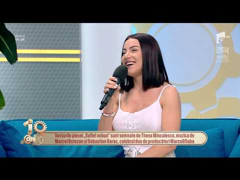 """Nicoleta Nucă are un nou single si clip: """"Frumușelul din clip este moldovean"""""""