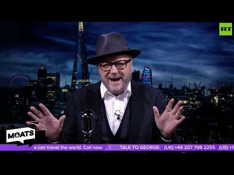 George Galloway - The Mother Of All Talkshows - Episode 35