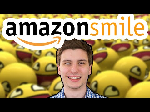 "Amazon ""Smile"" Program - What is it? - ThioJoeTech"