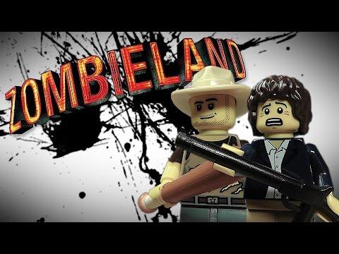 LEGO Zombieland  Grocery Store Scene