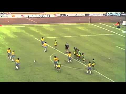 Zaire didnt fully understand the free, World Cup 1974, Brazil-DR Congo