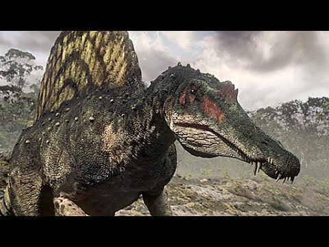 Dinosaurs Documentary:  Reign of the Dinosaurs - The Watering Hole