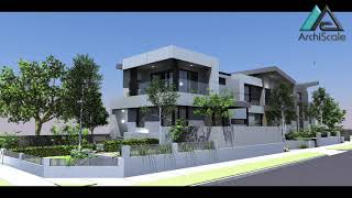 Proposed 3x  Unit development / @ Tower rd Balwyn north