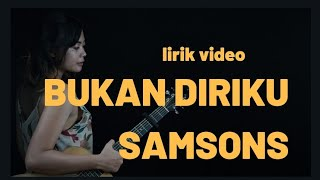 Download Bukan Diriku Samsons( Tami Aulia Cover )