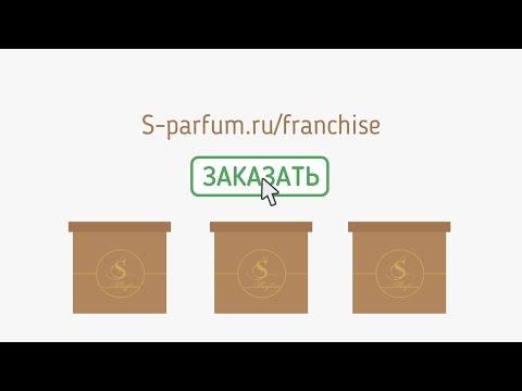 Бизнес по франшизе S_Parfum