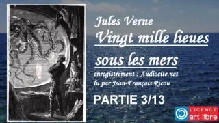 Livre audio complet : Vingt mille lieues sous les mers - Partie 3/13