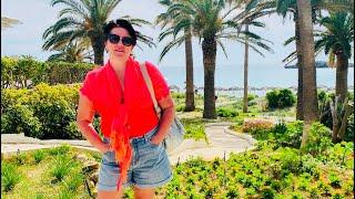 Кипр ужасный отель Veronica/ отличный отель Aloe