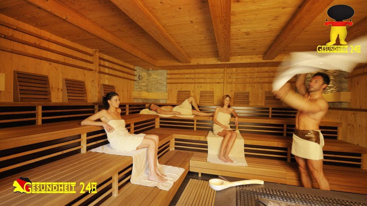 sauna nach dem sport so kombinieren sie fitness und