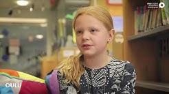 Oulun kansainvälinen koulu on Vihreä lippu -koulu