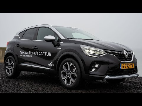 Impressie van de Renault Captur TCe 155 GPF First Edition