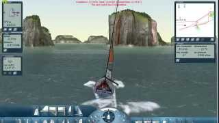 LIVE - Sail Simulator 5 - Volvo Ocean Race VO70