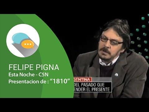 Felipe Pigna  Entrevista - C5N