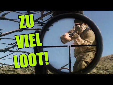 ZU VIEL ZUM TRAGEN! - Escape From Tarkov Feat. LOST | Ranzratte