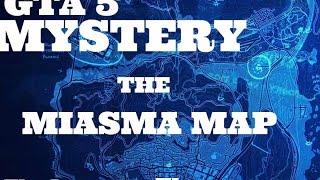 GTA 5 MYSTERY : MIASMA FOUND , UV SECRETS, ( The Isomorph Theory Part 1)
