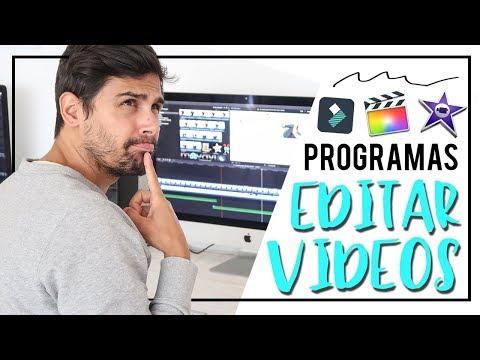 Los mejores programas para editar vídeos GRATIS Y ECONÓMICOS | MISTIM