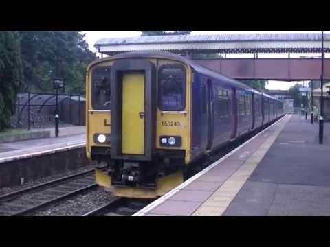 Trains at Malvern Link 13/06/15