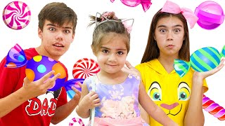 풍선 장난감으로 재미에 대한 Nastya와 재미있는 이야기 | Настя и весёлые истории про развлечения с надувными игрушками