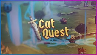 Cat Quest - WE CAN WALK ON WATER! (Episode 3)