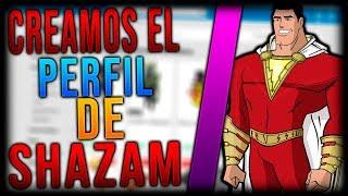 Create SHAZAM Profile in Roblox