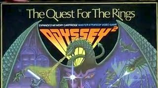 Quest for the Rings - Magnavox Odyssey 2 (1981)