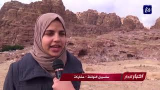 حملة شبابية للحفاظ على المواقع السياحية في معان