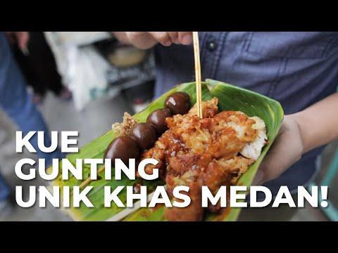 Hunting Kue Gunting Tradisional Legendaris Seputar Medan