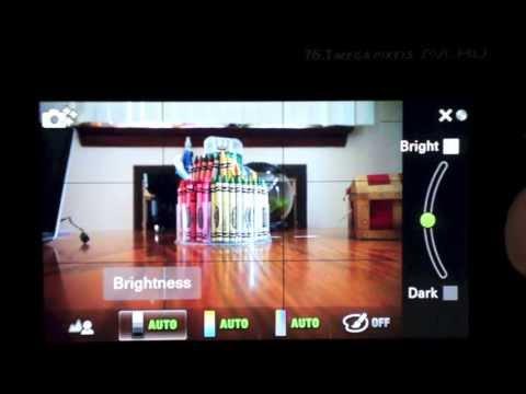 Sony Nex-3n - Shooting Modes, Menus, and Camera Setup Explained