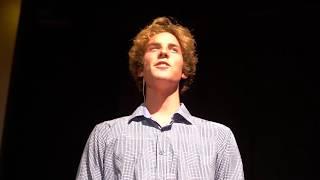 What's Tough Enough? | Tom Siletto | TEDxYorkSchool