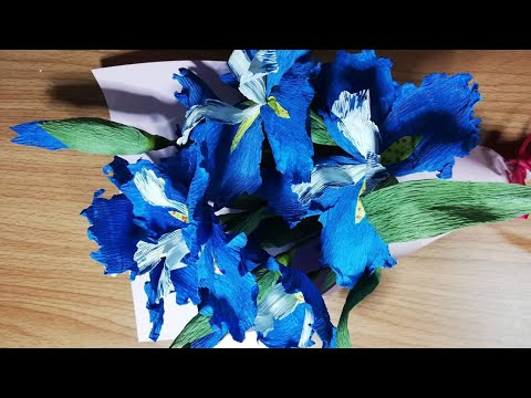 DIY Beautiful Flower For Gift | How to make paper flower step by step | DIY-Beauty Of Paper