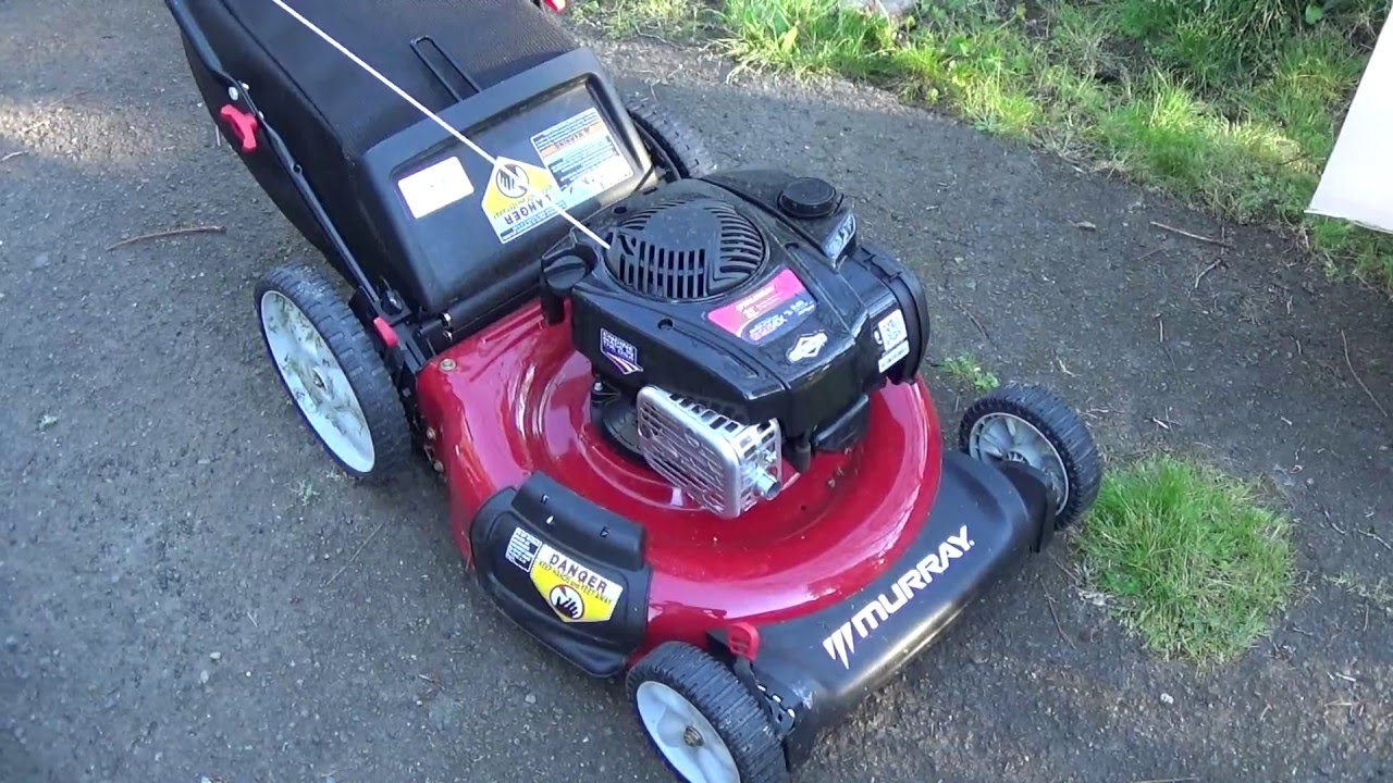 Murray Lawn Mower Review