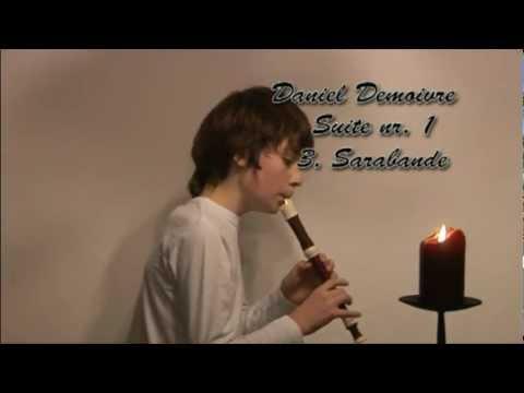 D. Demoivre - Suite nr. 1