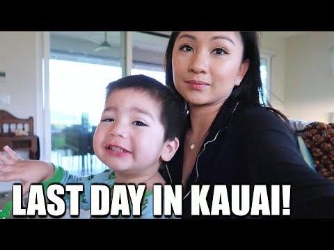 LAST DAY IN KAUAI!