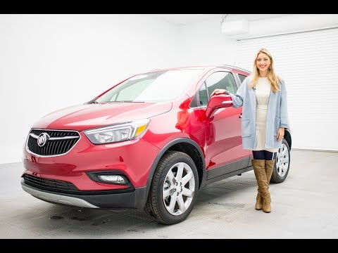 Walk Around & Review: Used 2017 Buick Encore Preferred II AWD Sport Utility With Navigation